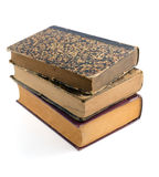 Libro aislado Imágenes de archivo libres de regalías
