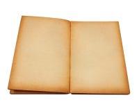 Libro antico 05 Immagini Stock