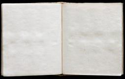Libro antico Immagine Stock