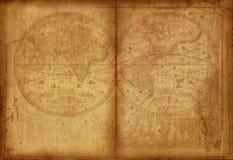 Libro antico 31 Fotografia Stock Libera da Diritti