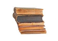 Libro antico Fotografie Stock