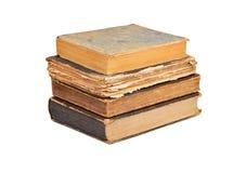 Libro antico Fotografie Stock Libere da Diritti