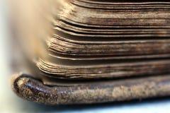 Libro antico/vecchio Fotografia Stock Libera da Diritti