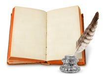 Libro antiguo Foto de archivo