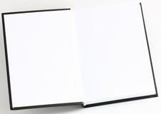 Libro aperto Immagine Stock