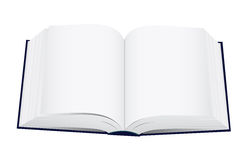 Libro aperto Fotografia Stock