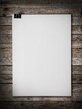 Libro Bianco Fotografie Stock Libere da Diritti