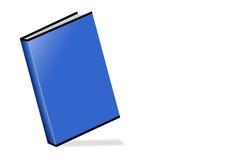 Libro blu Fotografia Stock Libera da Diritti