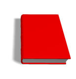 Libro chiuso Fotografie Stock