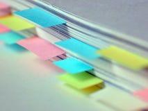 Libro con las direcciones de la Internet imagen de archivo libre de regalías