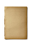 Libro de batería viejo Foto de archivo