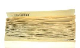 Libro de bolsillo Imagen de archivo