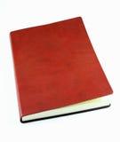 Libro de Brown Fotos de archivo
