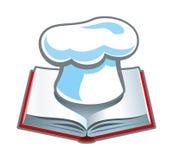 Libro de cocina ilustración del vector