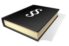 Libro de derecho Imágenes de archivo libres de regalías