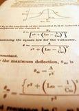 Libro de la ciencia imagen de archivo libre de regalías