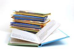 Libro de la historia Imágenes de archivo libres de regalías