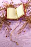 Libro de la promesa Imágenes de archivo libres de regalías