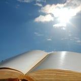 Libro de la sabiduría Imágenes de archivo libres de regalías