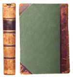 Libro de la vendimia Fotografía de archivo libre de regalías