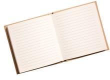 Libro de la vendimia foto de archivo libre de regalías