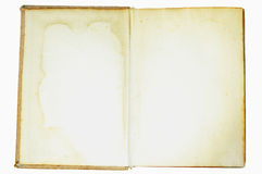 Libro de la vendimia Fotografía de archivo