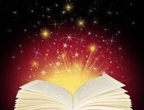 Libro de los magos Imagenes de archivo