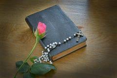 Libro de oración Fotografía de archivo