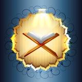 Libro de Quraan Imagenes de archivo