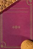 Libro de recetas Imagenes de archivo
