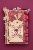 Libro de recuerdos Imagen de archivo libre de regalías