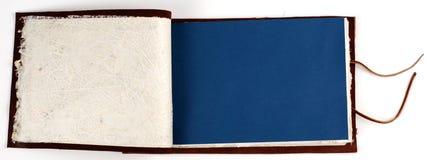 Libro de recuerdos Imágenes de archivo libres de regalías