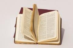 Libro dei salmo Fotografie Stock