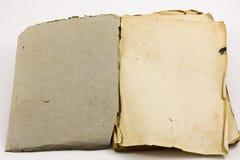 Libro del Antiquarian fotografia stock