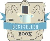 Libro del bestseller Fotografie Stock Libere da Diritti
