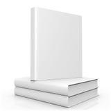 Libro del coperchio in bianco Fotografia Stock Libera da Diritti