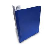 Libro del coperchio in bianco Fotografia Stock
