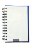 Libro del grafico del grippaggio di anello Fotografia Stock
