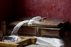 Libro del mantra Imagen de archivo libre de regalías