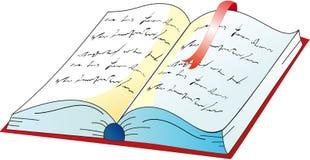 Libro del vector stock de ilustración