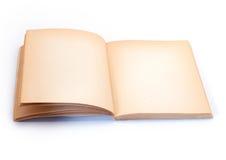 Libro dell'annata Immagini Stock