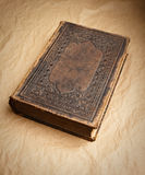 Libro dell'annata Fotografie Stock