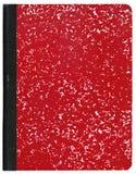 Libro della composizione Fotografie Stock