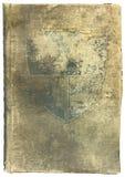 Libro desgastado y rasgado viejo Imágenes de archivo libres de regalías