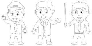 Libro di coloritura per i bambini [13] Fotografia Stock Libera da Diritti