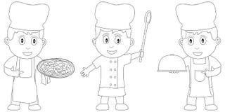 Libro di coloritura per i bambini [17] Immagini Stock Libere da Diritti