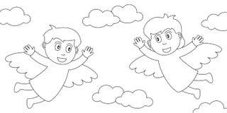 Libro di coloritura per i bambini [31] Fotografia Stock Libera da Diritti