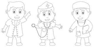 Libro di coloritura per i bambini [6] Fotografie Stock Libere da Diritti