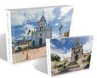 Libro di Ecuadoor immagini stock