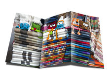 Libro di Ecuadoor fotografie stock libere da diritti